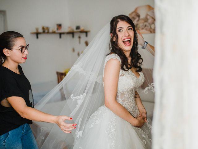 Il matrimonio di Mirko e Teresa a Ostuni, Brindisi 16