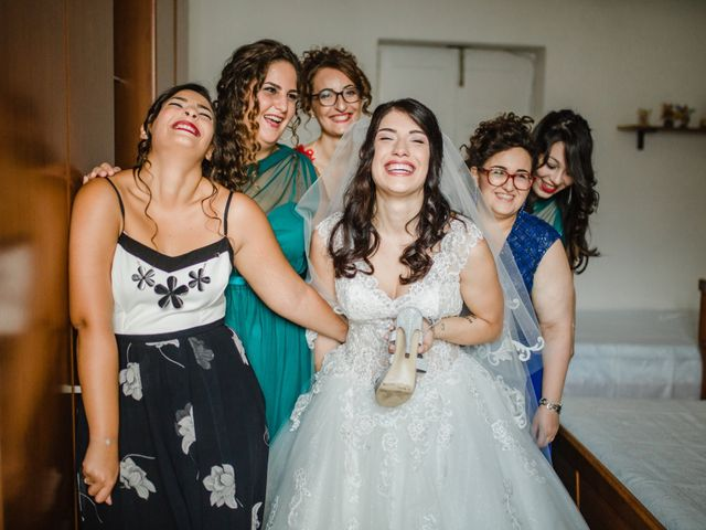 Il matrimonio di Mirko e Teresa a Ostuni, Brindisi 20