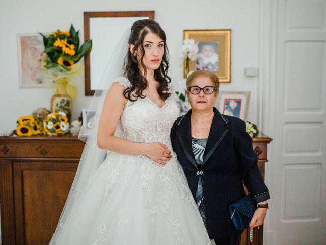 Il matrimonio di Mirko e Teresa a Ostuni, Brindisi 22