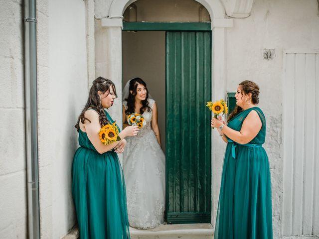 Il matrimonio di Mirko e Teresa a Ostuni, Brindisi 24