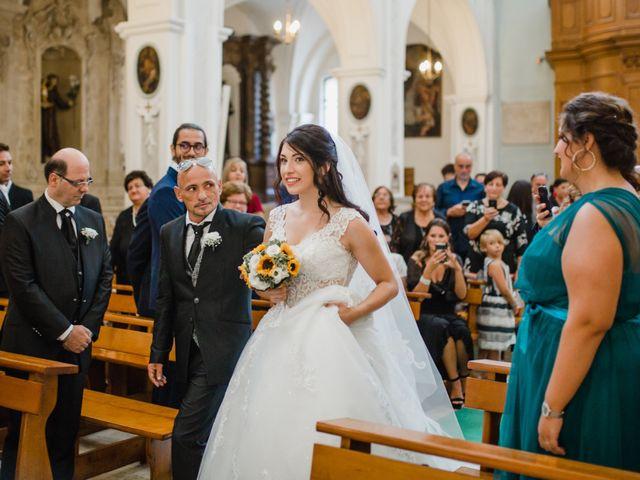 Il matrimonio di Mirko e Teresa a Ostuni, Brindisi 44
