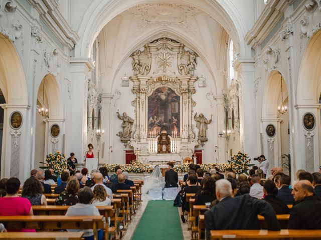 Il matrimonio di Mirko e Teresa a Ostuni, Brindisi 45