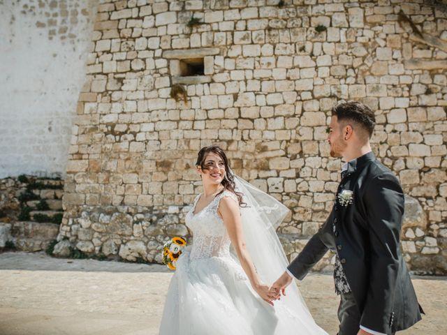 Il matrimonio di Mirko e Teresa a Ostuni, Brindisi 50
