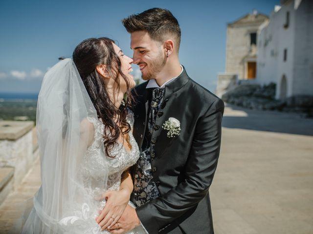 Il matrimonio di Mirko e Teresa a Ostuni, Brindisi 51