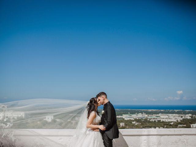 Il matrimonio di Mirko e Teresa a Ostuni, Brindisi 52