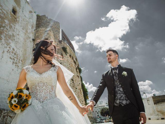 Il matrimonio di Mirko e Teresa a Ostuni, Brindisi 55