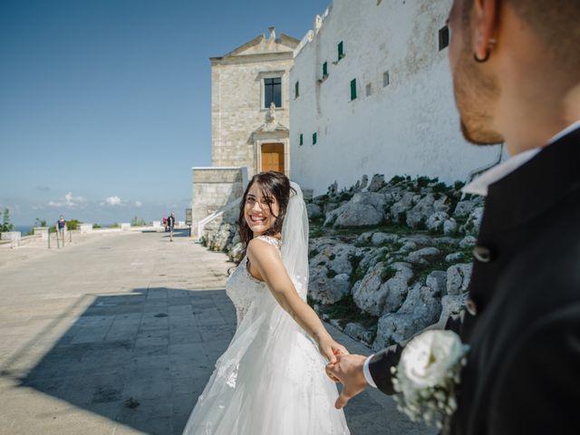 Il matrimonio di Mirko e Teresa a Ostuni, Brindisi 58