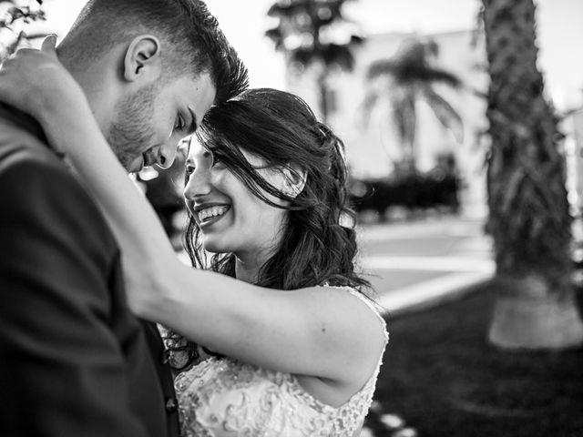 Le nozze di Teresa e Mirko