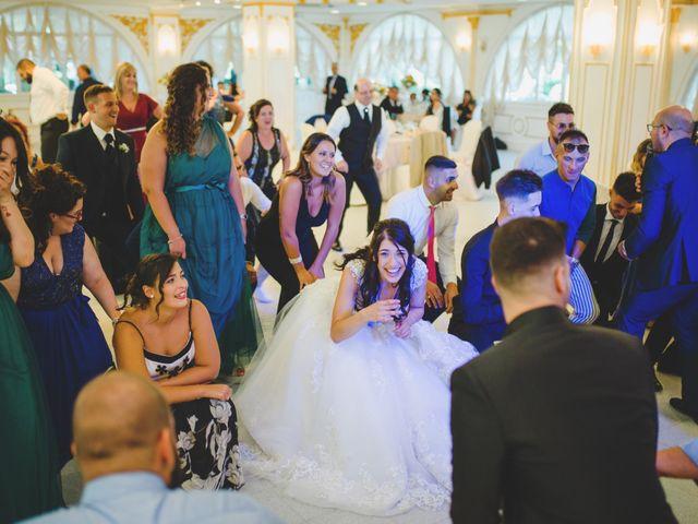 Il matrimonio di Mirko e Teresa a Ostuni, Brindisi 81