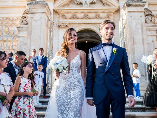 Le nozze di Serena e Flavio