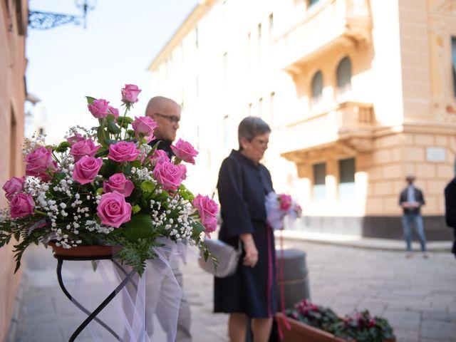 Il matrimonio di Giordano e Valentina a Sestri Levante, Genova 5