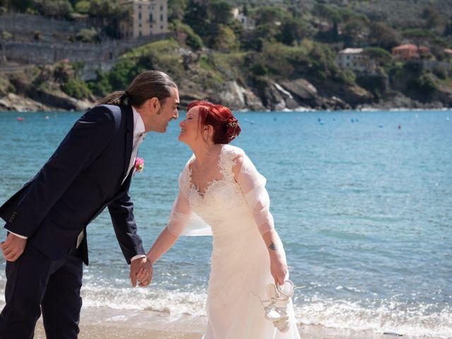 Le nozze di Valentina e Giordano