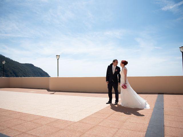 Il matrimonio di Giordano e Valentina a Sestri Levante, Genova 9