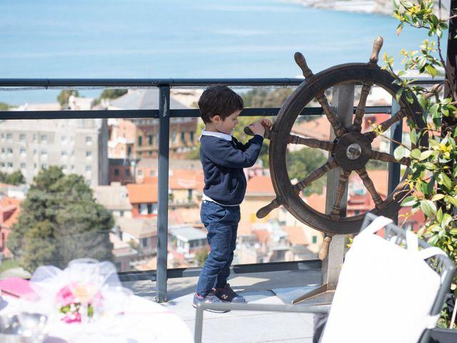 Il matrimonio di Giordano e Valentina a Sestri Levante, Genova 13