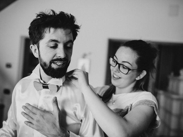 Il matrimonio di Davide e Silvia a Tesero, Trento 1