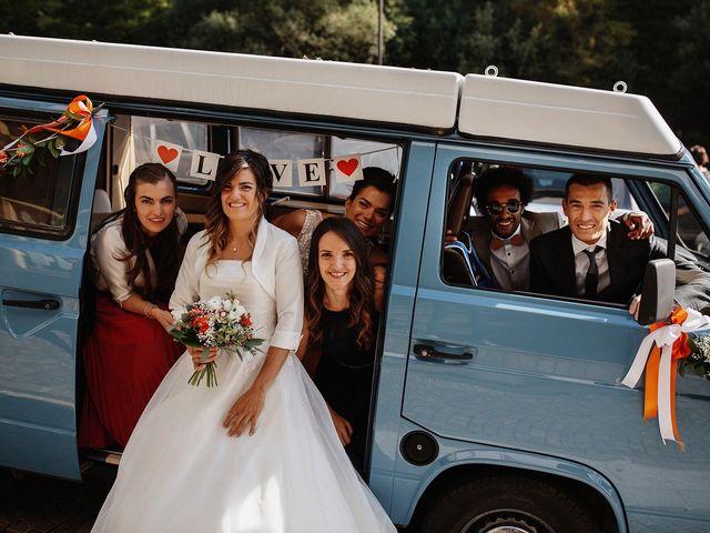 Il matrimonio di Davide e Silvia a Tesero, Trento 14