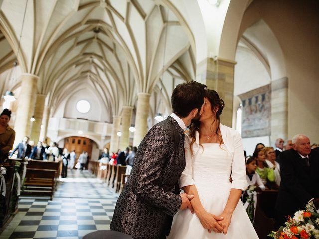 Il matrimonio di Davide e Silvia a Tesero, Trento 23