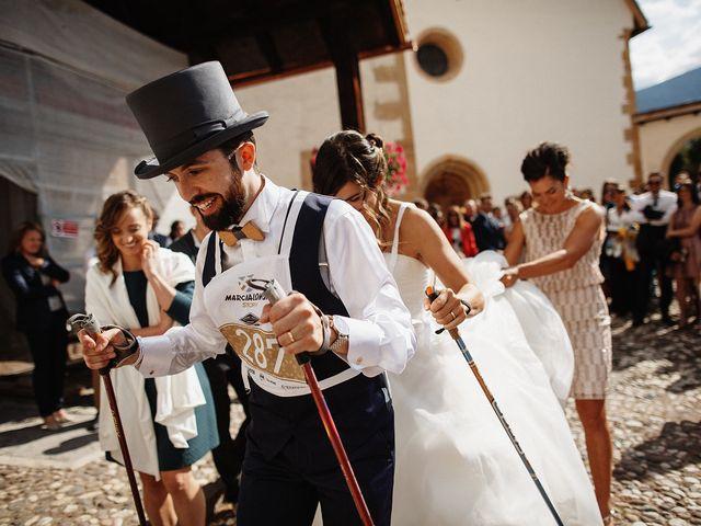 Il matrimonio di Davide e Silvia a Tesero, Trento 27