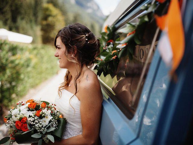 Il matrimonio di Davide e Silvia a Tesero, Trento 33