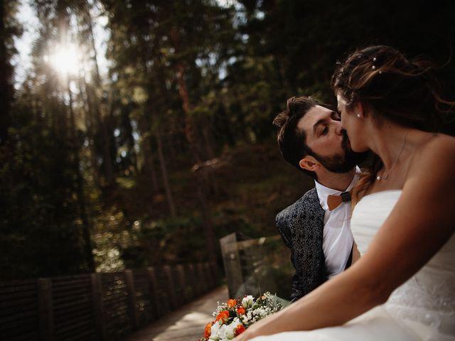 Il matrimonio di Davide e Silvia a Tesero, Trento 36