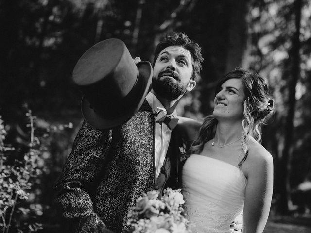 Il matrimonio di Davide e Silvia a Tesero, Trento 39