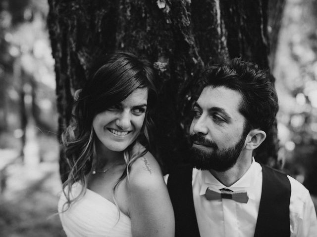 Il matrimonio di Davide e Silvia a Tesero, Trento 42