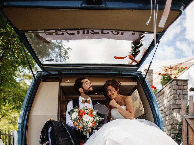 Il matrimonio di Davide e Silvia a Tesero, Trento 47