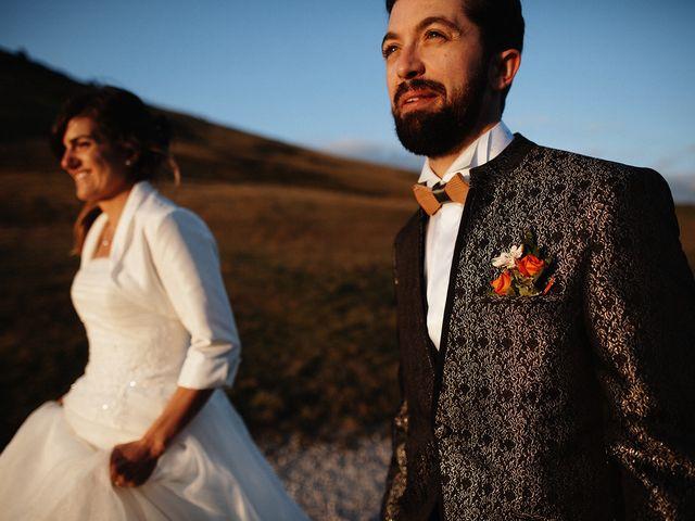 Il matrimonio di Davide e Silvia a Tesero, Trento 53