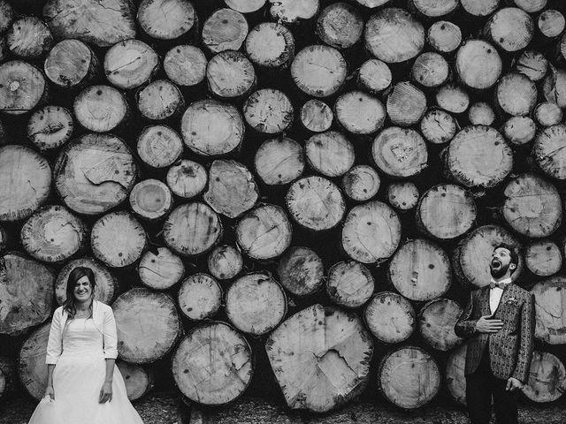 Il matrimonio di Davide e Silvia a Tesero, Trento 57