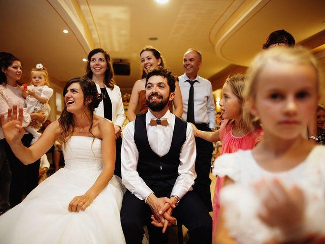 Il matrimonio di Davide e Silvia a Tesero, Trento 60