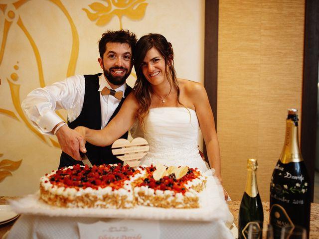 Il matrimonio di Davide e Silvia a Tesero, Trento 63