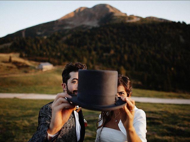 Il matrimonio di Davide e Silvia a Tesero, Trento 50