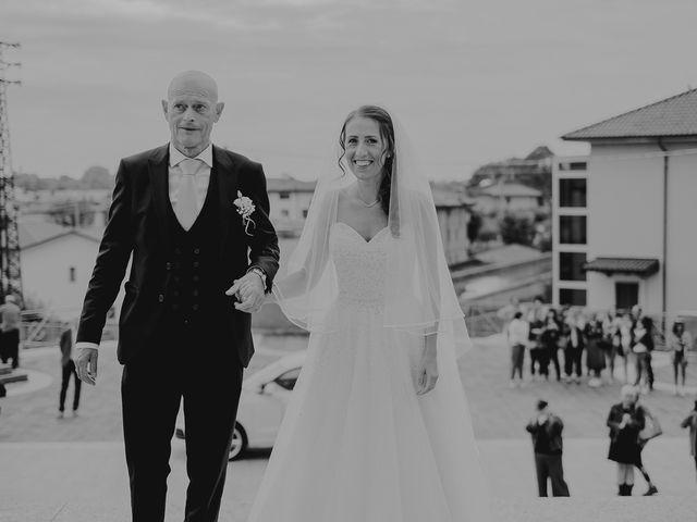 Il matrimonio di Diego e Jessica a Bergamo, Bergamo 8