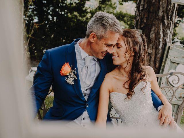 Le nozze di Jessica e Diego