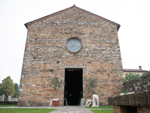 Il matrimonio di Francesco e Veronica a Cervarese Santa Croce, Padova 36