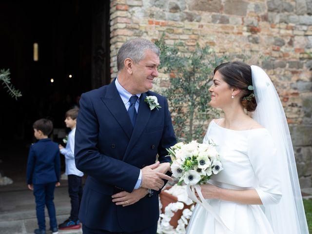 Il matrimonio di Francesco e Veronica a Cervarese Santa Croce, Padova 38