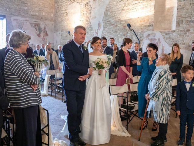 Il matrimonio di Francesco e Veronica a Cervarese Santa Croce, Padova 41