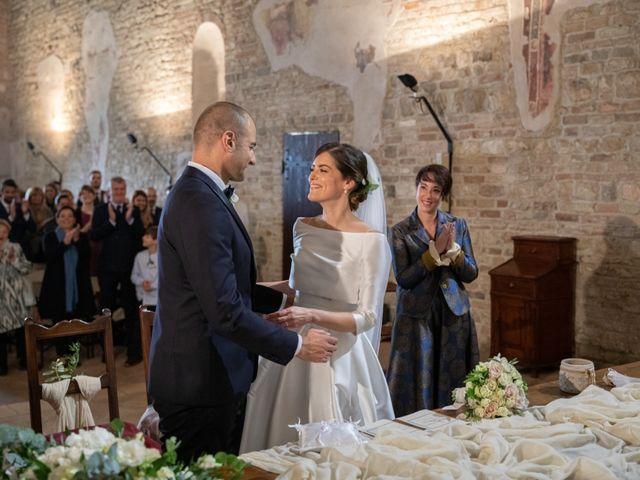 Il matrimonio di Francesco e Veronica a Cervarese Santa Croce, Padova 43