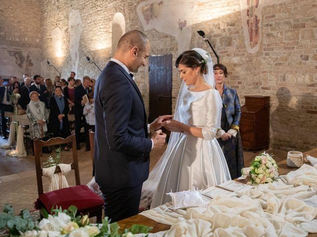 Il matrimonio di Francesco e Veronica a Cervarese Santa Croce, Padova 45