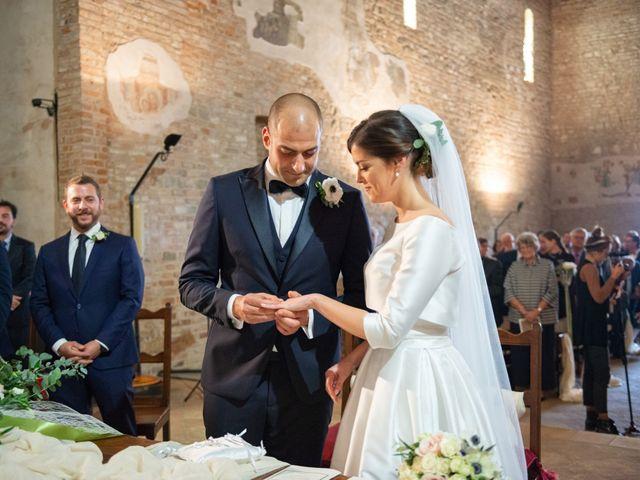 Il matrimonio di Francesco e Veronica a Cervarese Santa Croce, Padova 46
