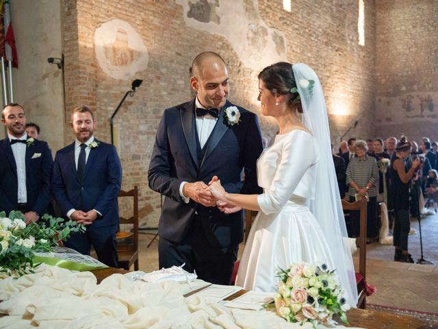Il matrimonio di Francesco e Veronica a Cervarese Santa Croce, Padova 47