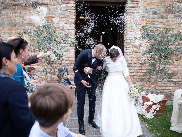 Il matrimonio di Francesco e Veronica a Cervarese Santa Croce, Padova 49
