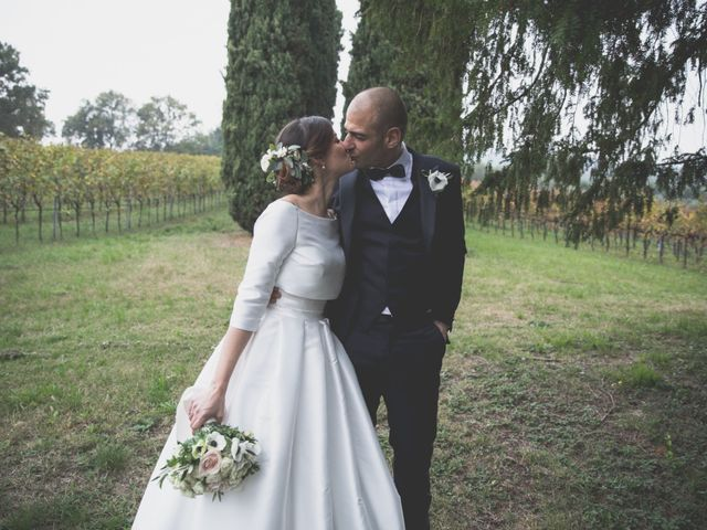 Il matrimonio di Francesco e Veronica a Cervarese Santa Croce, Padova 53