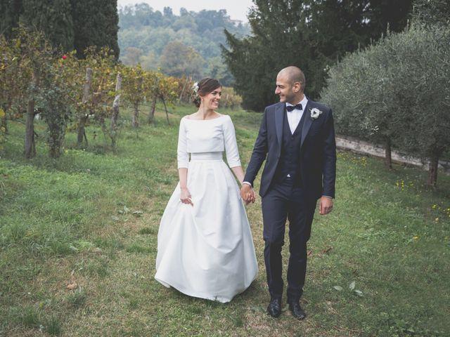 Il matrimonio di Francesco e Veronica a Cervarese Santa Croce, Padova 54