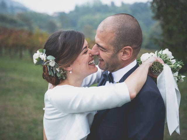 Il matrimonio di Francesco e Veronica a Cervarese Santa Croce, Padova 57