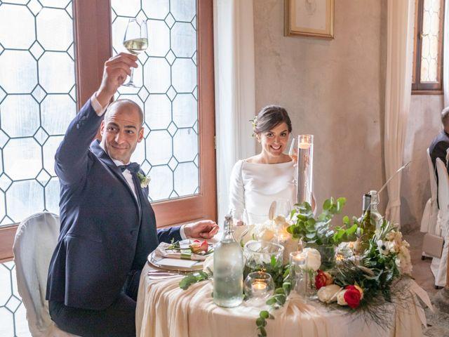 Il matrimonio di Francesco e Veronica a Cervarese Santa Croce, Padova 79