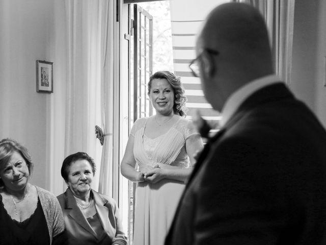 Il matrimonio di Andrea e Iana a Roma, Roma 12