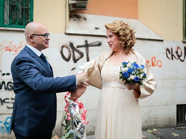 Il matrimonio di Andrea e Iana a Roma, Roma 20