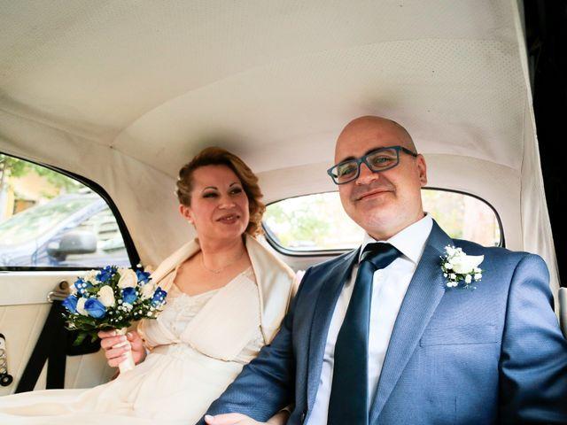 Il matrimonio di Andrea e Iana a Roma, Roma 22