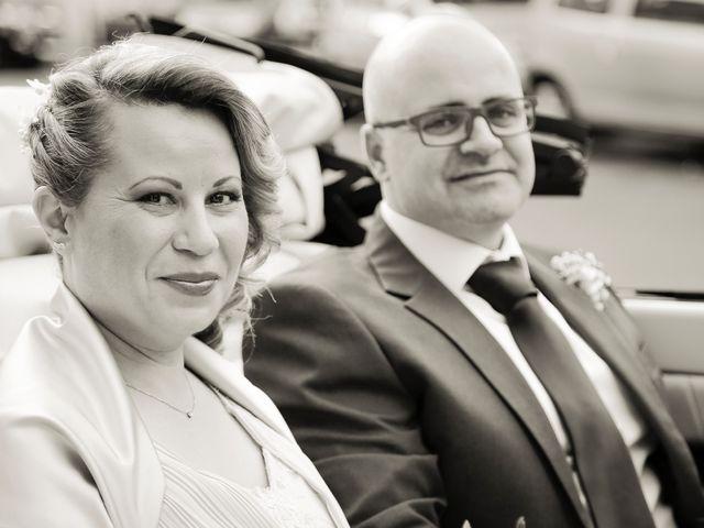 Il matrimonio di Andrea e Iana a Roma, Roma 24